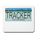 Colorado Tracker Plate Mousepad