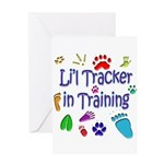Li'l Tracker Greeting Card