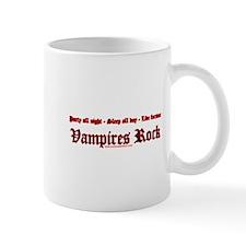 Vampires Rock Mug