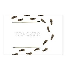 SAR Tracker Postcards (Package of 8)