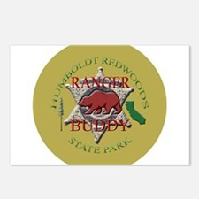 Ranger Buddy Postcards (Package of 8)