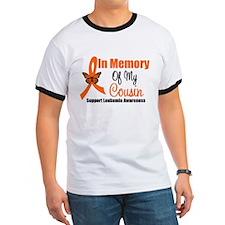 Leukemia In Memory Cousin T