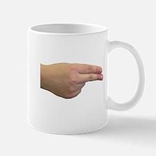 ASL Letter H Mug