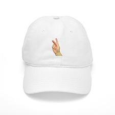 ASL Letter K Baseball Cap