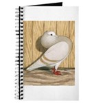 Khaki Mookee Pigeon Journal