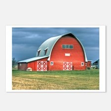 Schoening barn Postcards (Package of 8)
