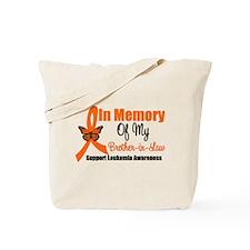 Leukemia In Memory BIL Tote Bag