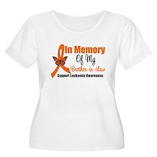 Leukemia In Memory BIL T-Shirt