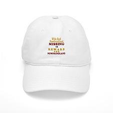 Wife & Newfoundland Missing Baseball Cap