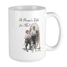 A Pirate's Life for Me Mug