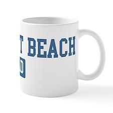 Newport Beach dad Mug