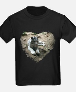 tiger in heart T