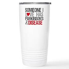 Parkinson'sDiseaseLove Travel Mug