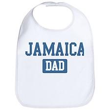 Jamaica dad Bib
