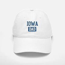 Iowa dad Baseball Baseball Cap