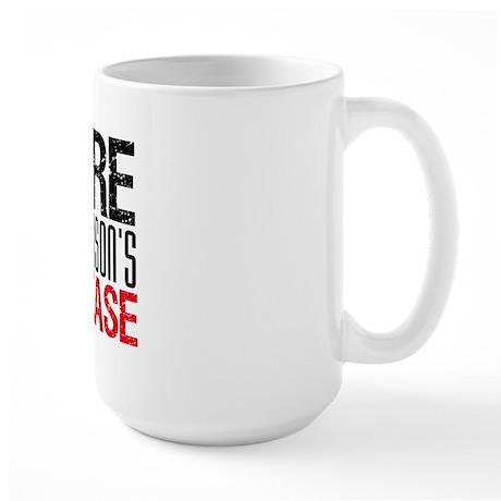 CureParkinson's Large Mug