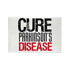 CureParkinson's Rectangle Magnet