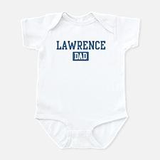 Lawrence dad Infant Bodysuit