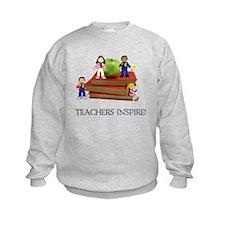 Teachers Inspire Sweatshirt