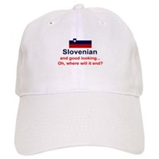 Good Looking Slovenian Baseball Cap