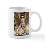 Red Dragon Mug