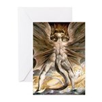 Red Dragon Greeting Cards (Pk of 20)