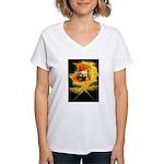 Ancient Women's V-Neck T-Shirt