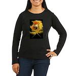 Ancient Women's Long Sleeve Dark T-Shirt