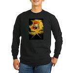 Ancient Long Sleeve Dark T-Shirt