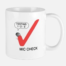 MIC CHEKS: TESTING 1-2-3 Mugs