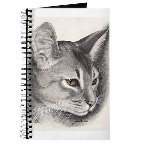 Abyssinian Cat Journal
