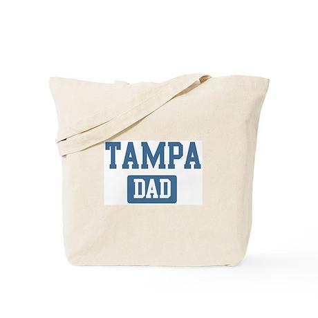 Tampa dad Tote Bag