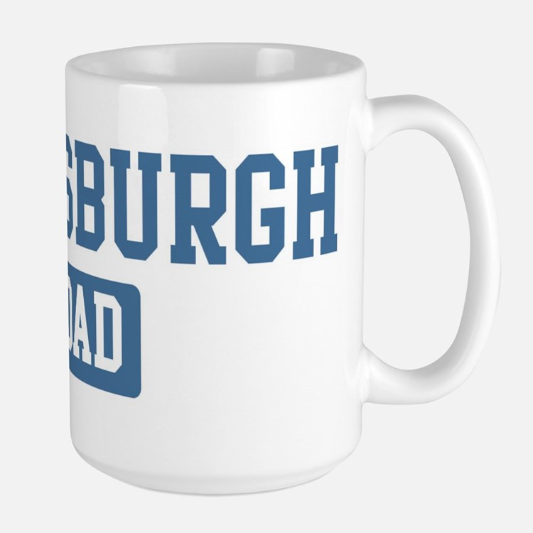Pittsburgh dad Large Mug