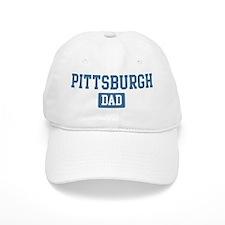 Pittsburgh dad Baseball Cap