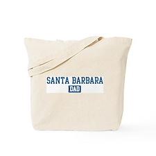 Santa Barbara dad Tote Bag