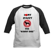 Staffy the Nanny Dog Tee