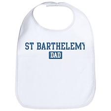 St Barthelemy dad Bib