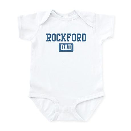Rockford dad Infant Bodysuit