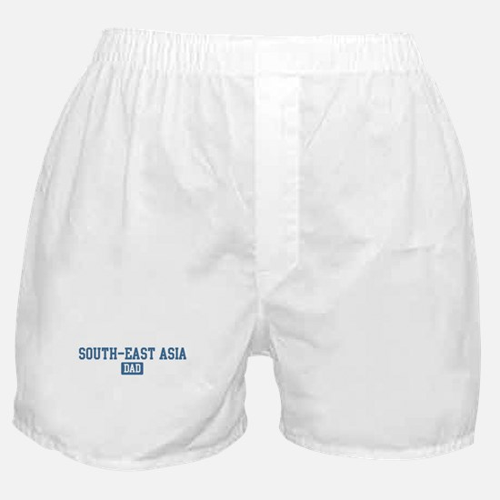 South-East Asia dad Boxer Shorts