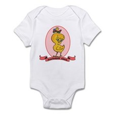 Azerbaijani Chick Infant Bodysuit