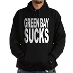 Green Bay Sucks Hoodie (dark)