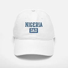 Nigeria dad Baseball Baseball Cap