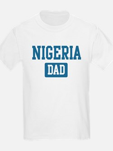 Nigeria dad T-Shirt