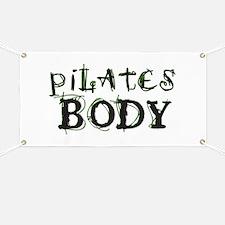 pilates body Banner