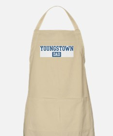Youngstown dad BBQ Apron