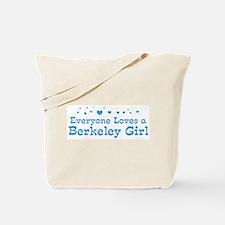 Loves Berkeley Girl Tote Bag