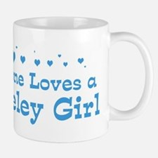 Loves Berkeley Girl Mug