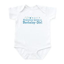 Loves Berkeley Girl Infant Bodysuit
