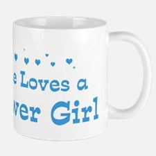 Loves Bellflower Girl Mug