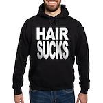 Hair Sucks Hoodie (dark)